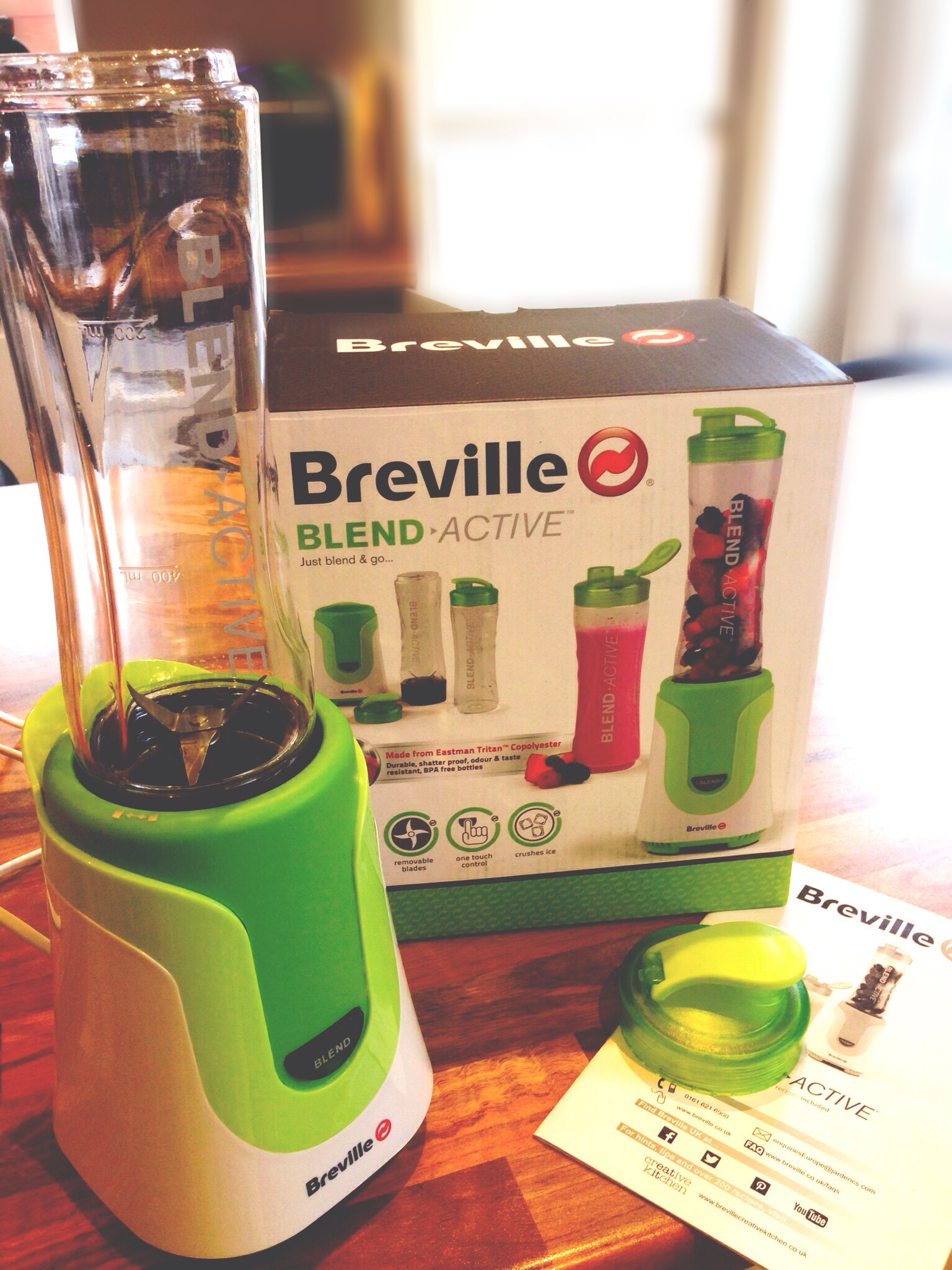 Breville VBL062 Blend-Active - Green | Home | George