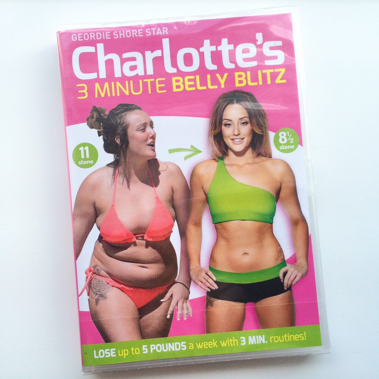 Let's Get Fit With Charlotte Crosby