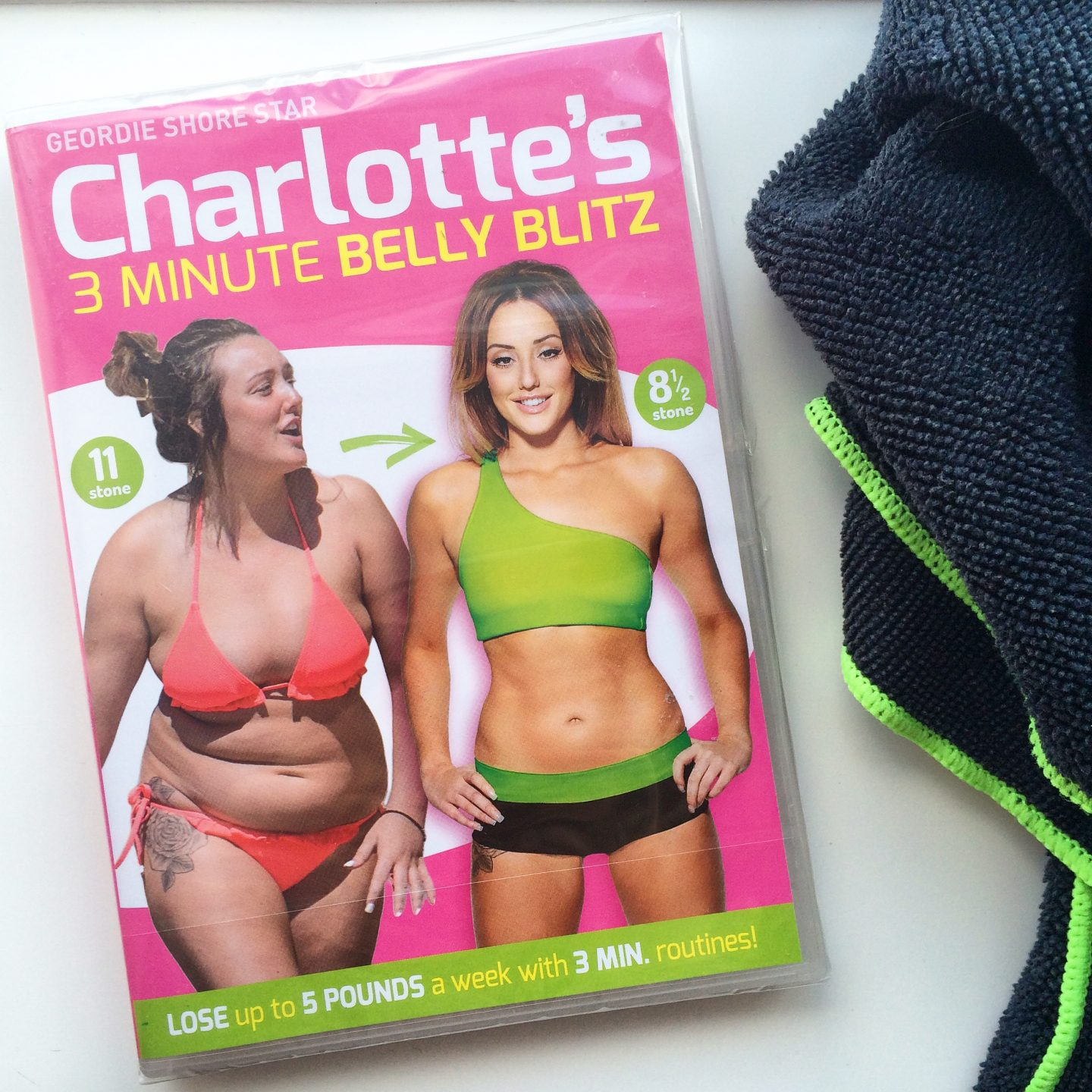 Let's Get Fit With Charlotte Crosby!