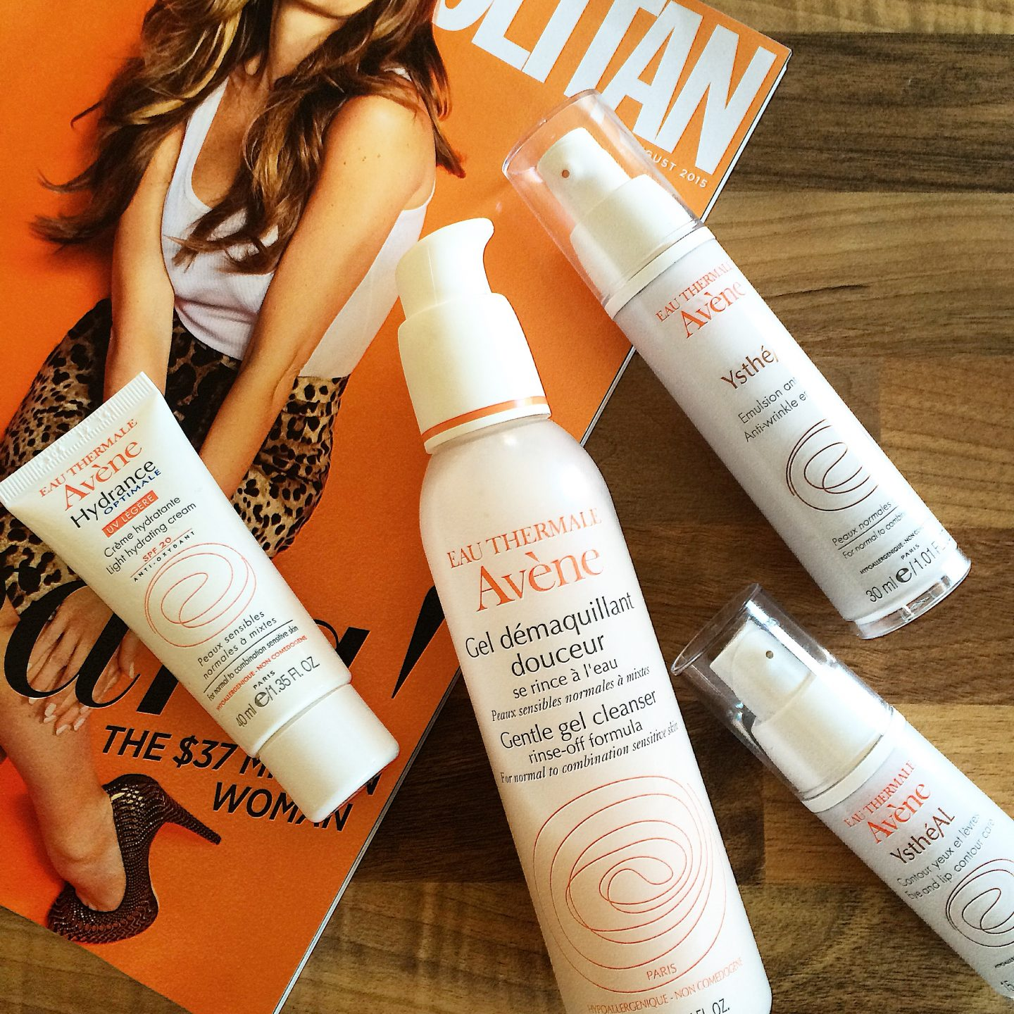 Beauty | Going French with Avene Skincare Range
