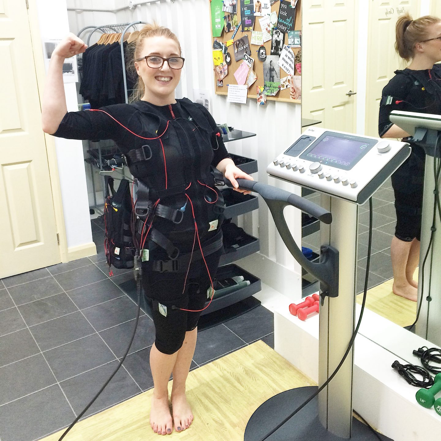 Lifestyle   My Experience With EMS At Kern Fitness