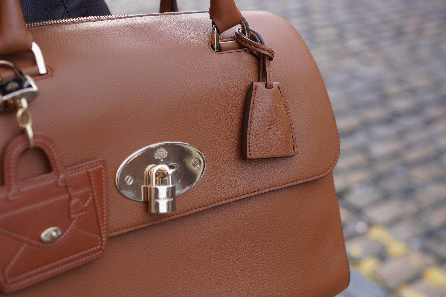 It's All About The Mulberry Bag