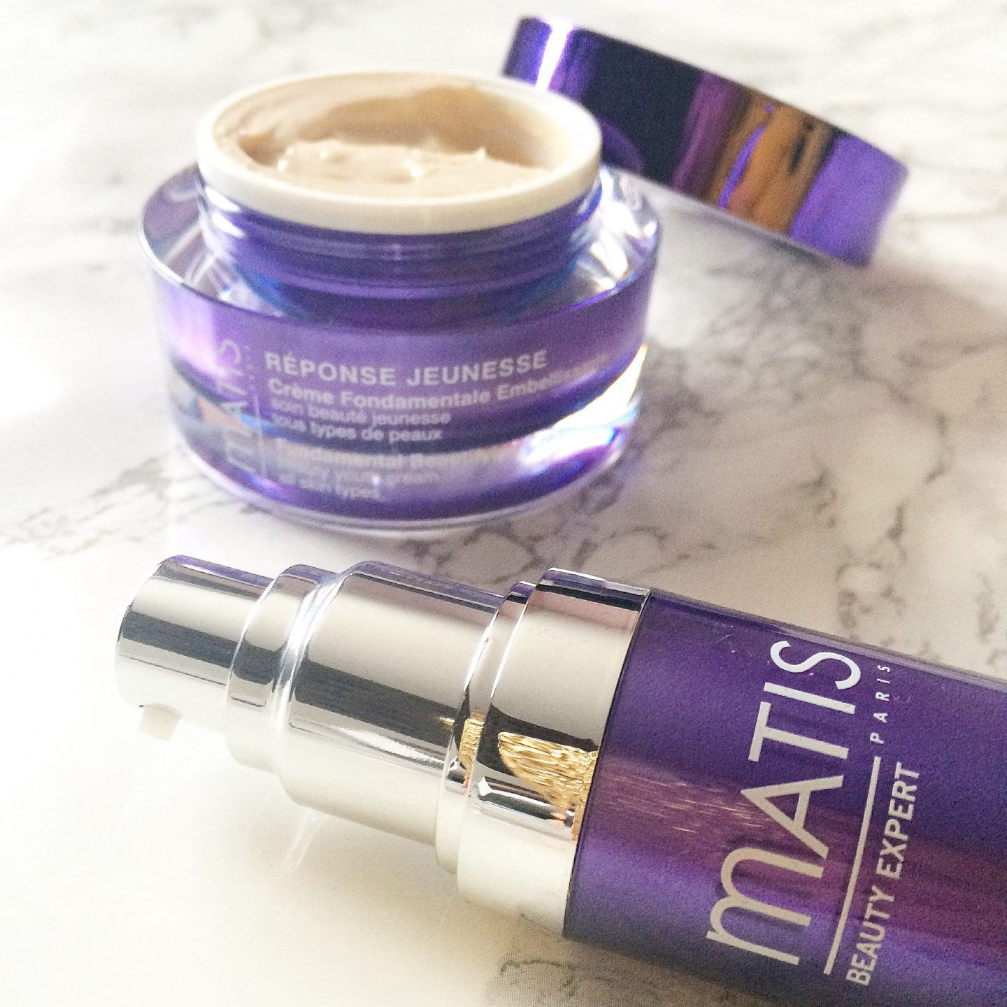 Matis Response Jeunesse Cream and Serum