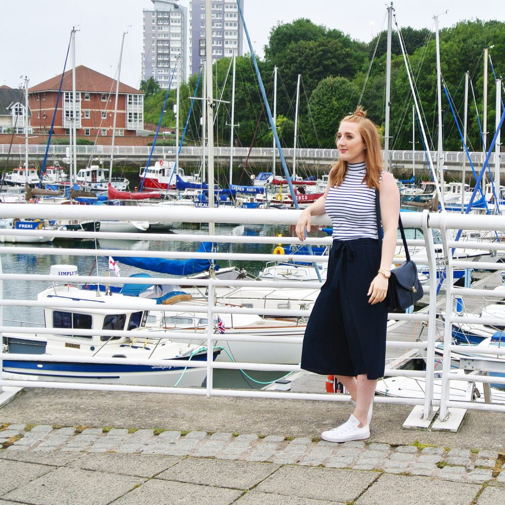 Style | Choosing Culottes Over Jeans
