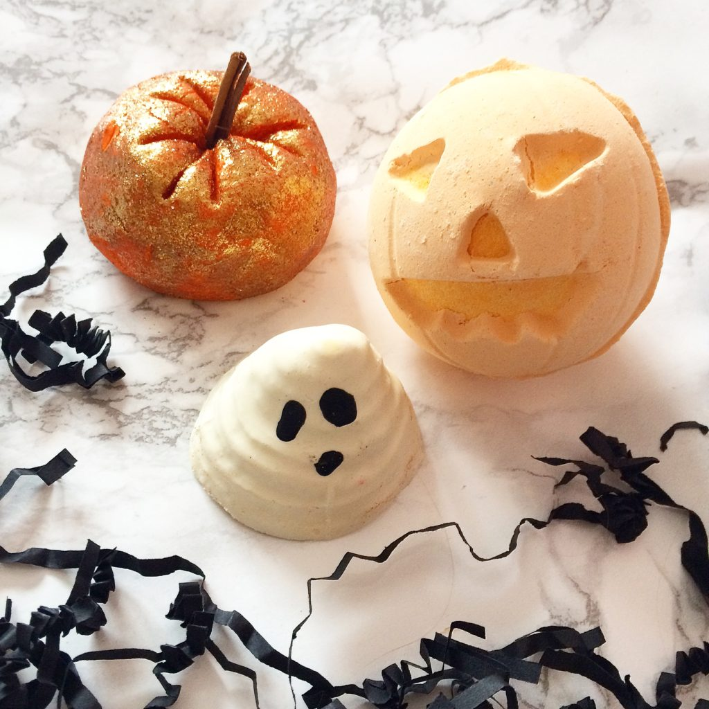 Beauty | Lush Cosmetics Halloween Treats