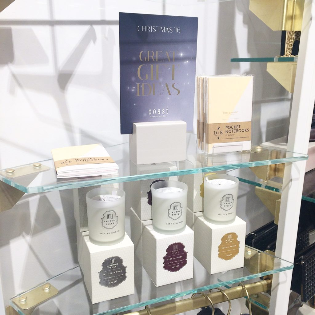 Coast Opens First Concept Store