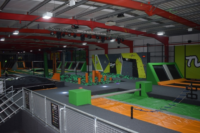 Lifestyle | Bouncing Around At Jump 360