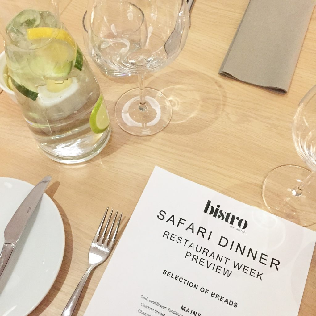 Food | Sunderland Restuarant Week Starts With A Safari Supper