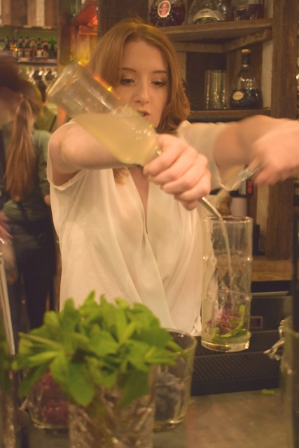 Cocktail Masterclass At The Botanist