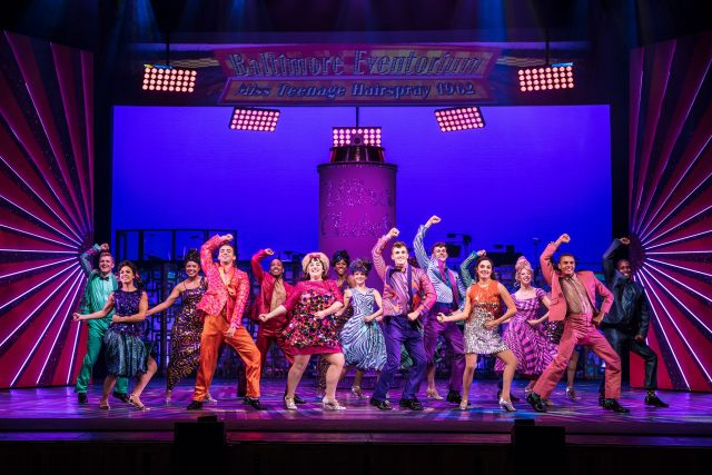 Hairspray The Musical At The Sunderland Empire