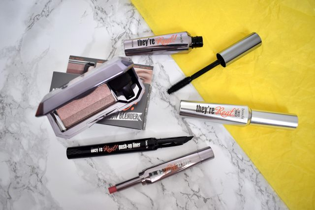 Enhancing My Eyes With Benefit Cosmetics