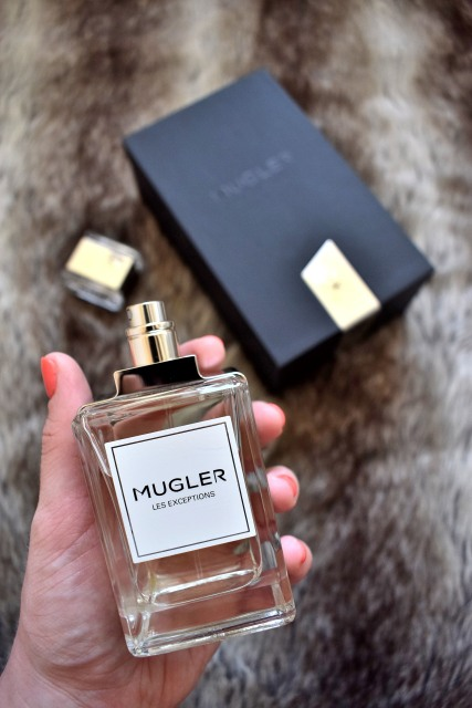 My New Favourite Fragrance From The Les Exceptions By Mugler Collection