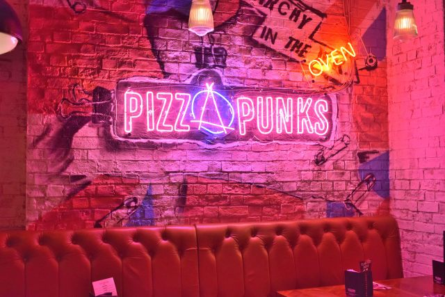Pizza Punks Newcastle Review